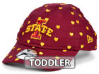 Iowa State Cyclones New Era NCAA Toddler Lovely Fan 9TWENTY Cap Adjustable Hats