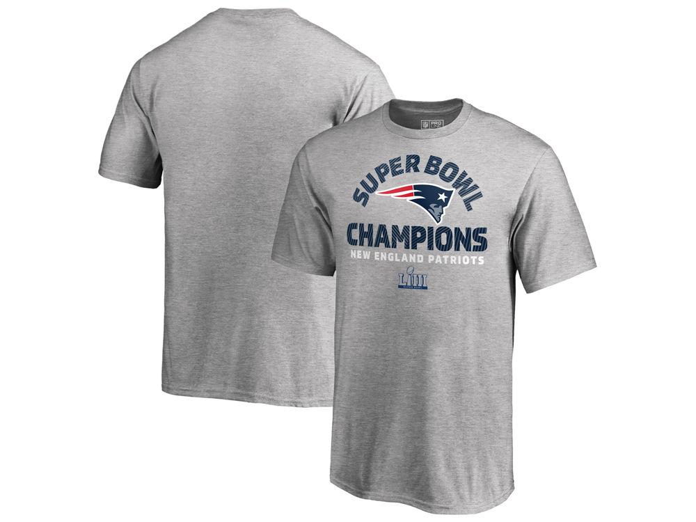 New England Patriots NFL Kids Super Bowl LIII Championship T-Shirt ... 6b97befbf