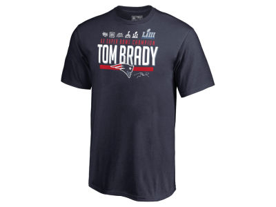 New England Patriots Tom Brady NFL Youth Multi Champion T-Shirt