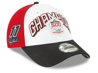 Denny Hamlin New Era 2019 NASCAR Daytona 500 Champion 9FORTY Cap 0b28df71ae0