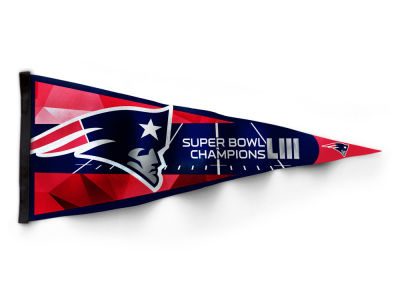 New England Patriots Champ Pennant