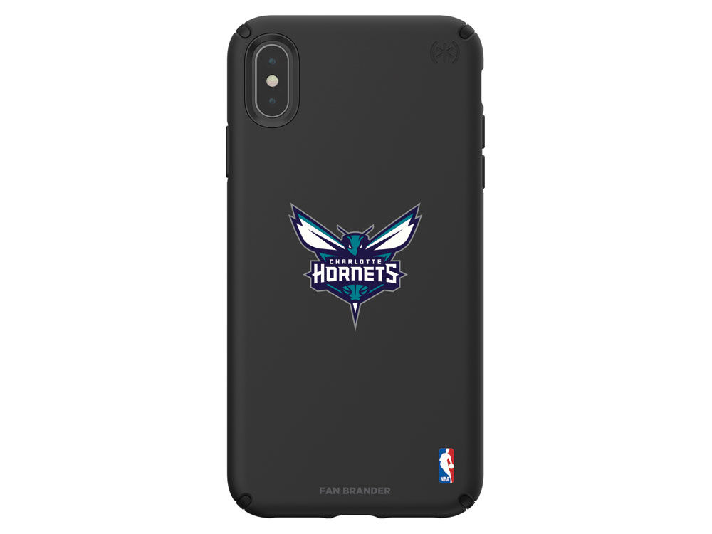 size 40 ca28a 9a827 Charlotte Hornets OtterBox NBA Speck iPhone XS Max Case
