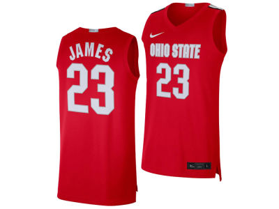 Nike LeBron James NCAA Men's Limited Basketball Player Jersey