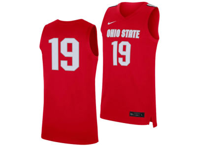 Nike NCAA Men's Replica Basketball Road Jersey