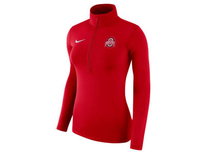 Nike NCAA Women's Therma Half Zip Pullover