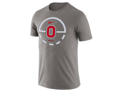 Nike NCAA Men's Dri-Fit Basketball Key T-Shirt