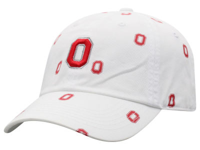 Top of the World NCAA Women's All Over Adjustable Cap Hats