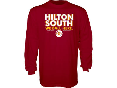 Blue 84 NCAA Men's Hilton South Long Sleeve T-Shirt