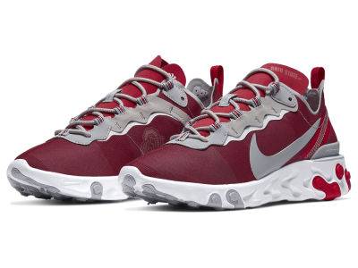 Nike NCAA React Element 55 Shoes