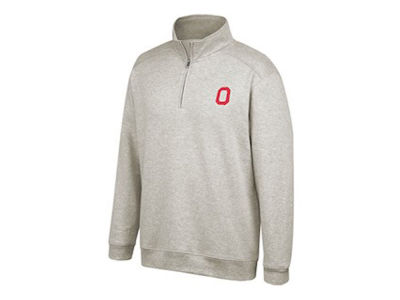 Top of the World NCAA Men's Tri-Blend Quarter Zip Pullover