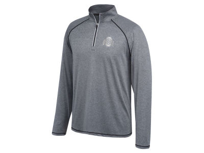 Top of the World NCAA Men's Horizon Reflective Quarter Zip Pullover