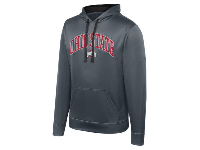 Top of the World NCAA Men's Turbine Poly Hooded Sweatshirt