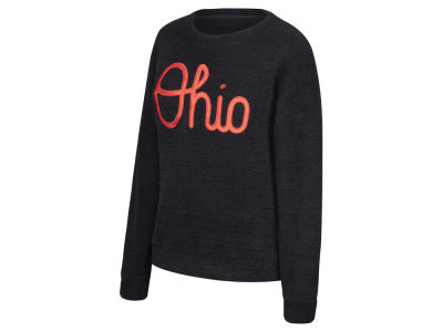 Top of the World NCAA Women's Boucle Crew Sweatshirt
