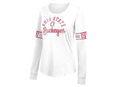 Top of the World NCAA Women's Favorite Long Sleeve Foil T-Shirt