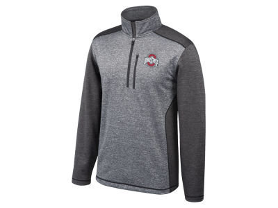 Top of the World NCAA Men's Rize Poly Fleece Quarter Zip Pullover