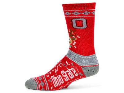 For Bare Feet NCAA Sweater Stride Socks