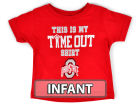 Ohio State Buckeyes Outerstuff NCAA Infant On Time Out T-Shirt T-Shirts