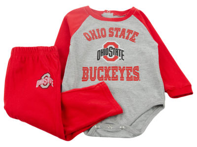 Outerstuff NCAA Newborn Touchdown Long Sleeve Set