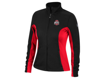 Top of the World NCAA Women's Constant Full Zip Sweater Jacket