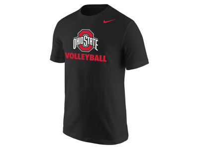 Nike NCAA Men's Core Volleyball Logo T-Shirt