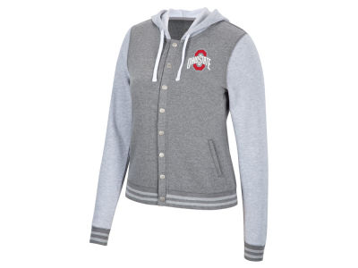 Top of the World NCAA Women's Varsity Snap Jacket
