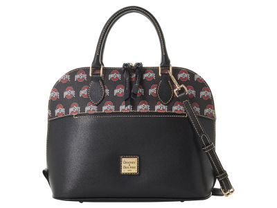 Dooney & Bourke Saffiano Zip Satchel