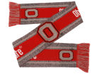 Ohio State Buckeyes Forever Collectibles Gray Big Logo Scarf Apparel & Accessories