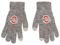 Forever Collectibles Gray Knit Glove Apparel & Accessories