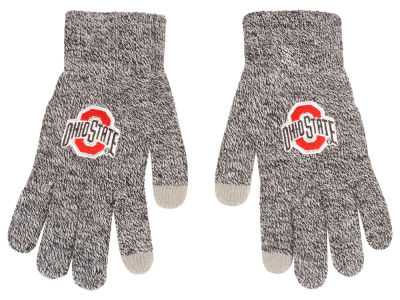Forever Collectibles Gray Knit Glove