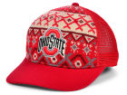 Ohio State Buckeyes Top of the World NCAA Given Trucker Cap Hats