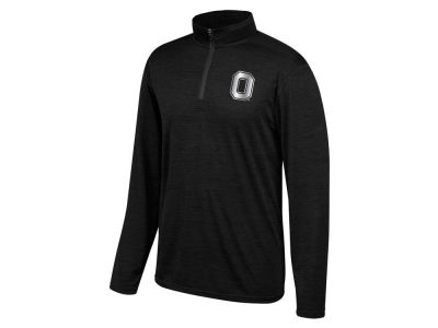 Top of the World NCAA Men's Reflective Chrome Quarter Zip Pullover
