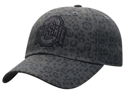 Top of the World OSU Women's Cheetah Print Adjustable Cap Hats