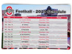 2019 Football Schedule Magnet