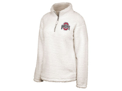 NCAA Women's Sherpa Quarter Zip Pullover
