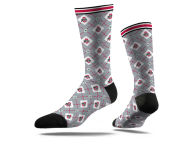 NCAA Comfy Full Sub Crew Socks Apparel & Accessories