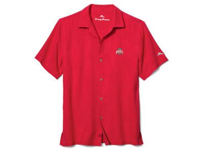 Tommy Bahama NCAA Men's Al Fresco Tropics Camp Shirt