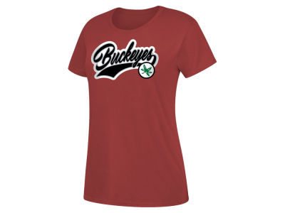 Top of the World NCAA Women's Tailsweep Dual Blend T-Shirt