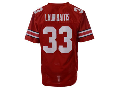 NCAA Men's Legends of the Scarlet & Gray Jersey - James Laurinaitis