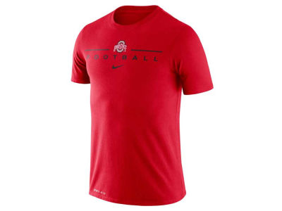 Nike NCAA Men's Icon Wordmark T-Shirt