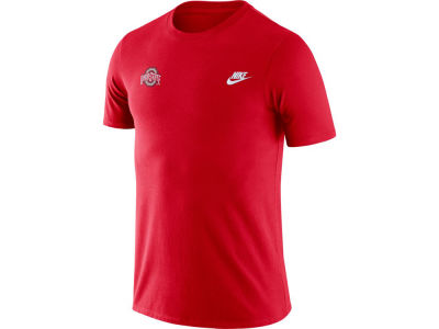 Nike NCAA Men's Futura Logo Cotton T-Shirt