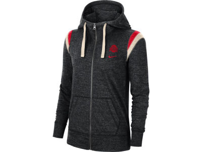 Nike NCAA Women's Gym Vintage Full Zip Hoodie