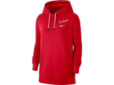 Nike NCAA Women's Brushed Fleece Hoodie
