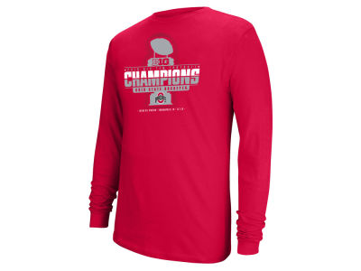Top of the World NCAA Men's Conference Champ Locker Room Long Sleeve T-Shirt