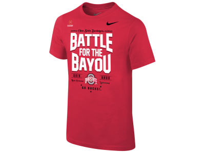 Nike NCAA Youth CFP Bowl Bound Verbiage T-Shirt