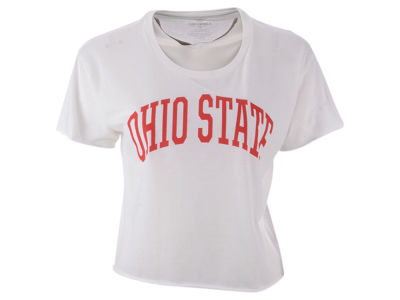 Top of the World NCAA Women's Cali Cropped T-Shirt