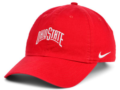 Nike NCAA Heritage 86 Team Wordmark Cap Hats
