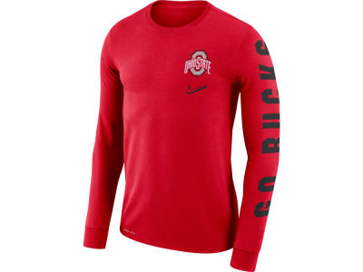 Nike NCAA Men's Local Mantra Long Sleeve T-Shirt