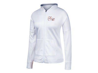 Top of the World NCAA Women's Rose Gold Logo Full Zip Jacket