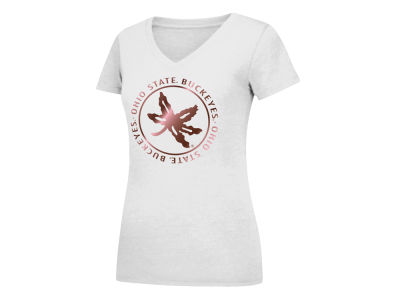 Top of the World NCAA Women's Rose Gold Foil Circle T-Shirt