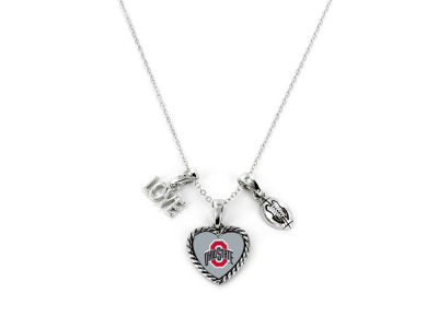 Aminco Inc. Charmed Love Sport Necklace